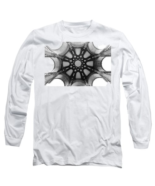 The Palace Of Fine Arts Dome Long Sleeve T-Shirt