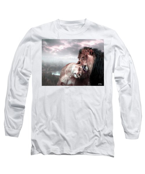 The Passion Long Sleeve T-Shirt by Bill Stephens