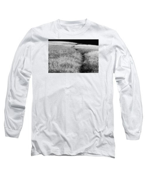 The Path Long Sleeve T-Shirt by Mark Alan Perry