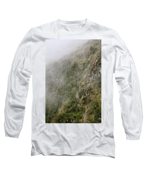 The Path To Self-discovery Long Sleeve T-Shirt