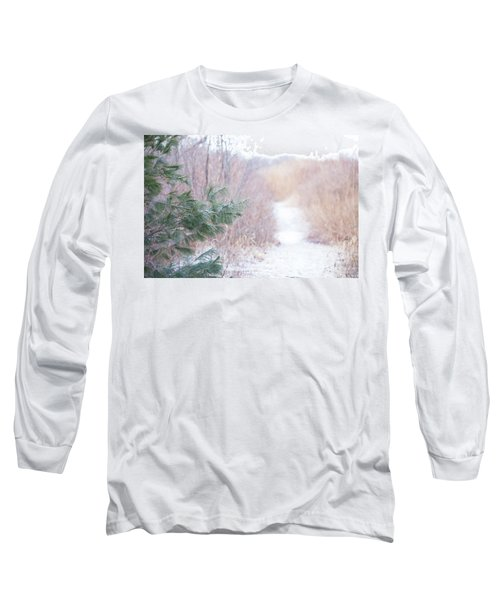 The Path Untraveled  Long Sleeve T-Shirt