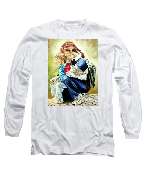 The Peace - La Paz Long Sleeve T-Shirt