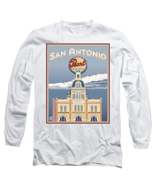 The Pearl Brewhouse Long Sleeve T-Shirt