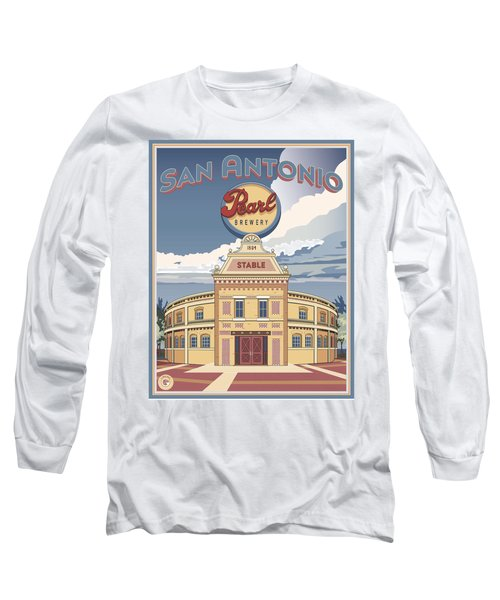 The Pearl Stable Long Sleeve T-Shirt
