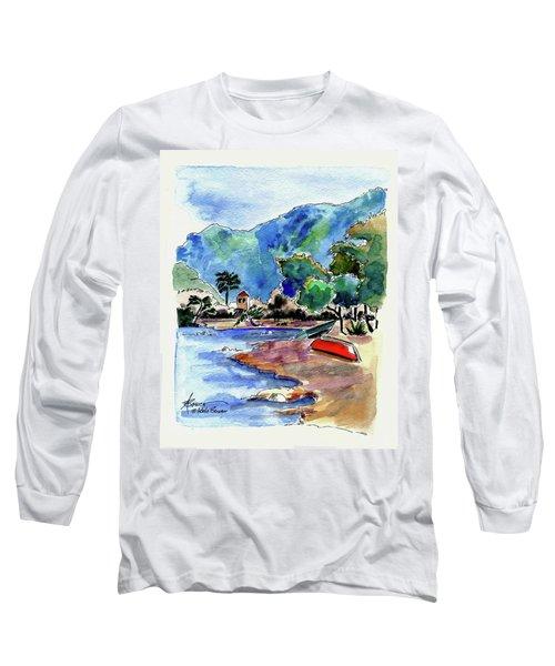 The Peloponnese Long Sleeve T-Shirt