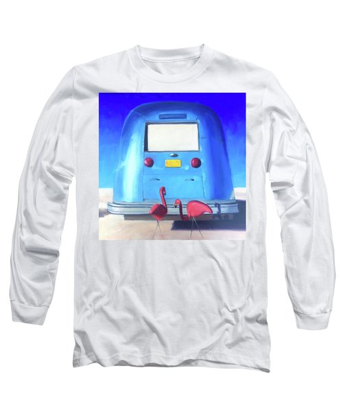 The Pink Hitchhikers Long Sleeve T-Shirt