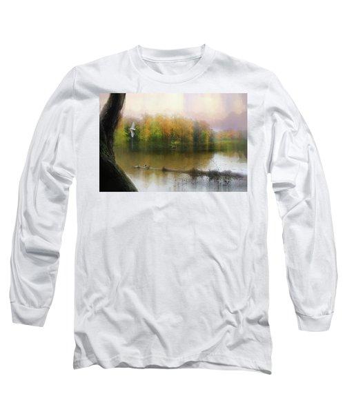The Pond Long Sleeve T-Shirt