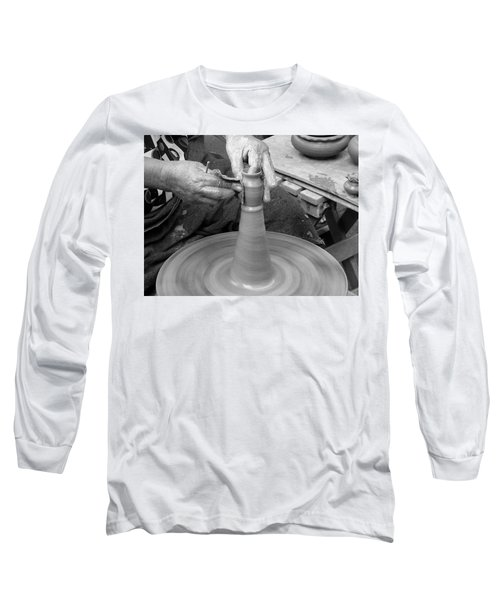 The Potter's Hands Long Sleeve T-Shirt