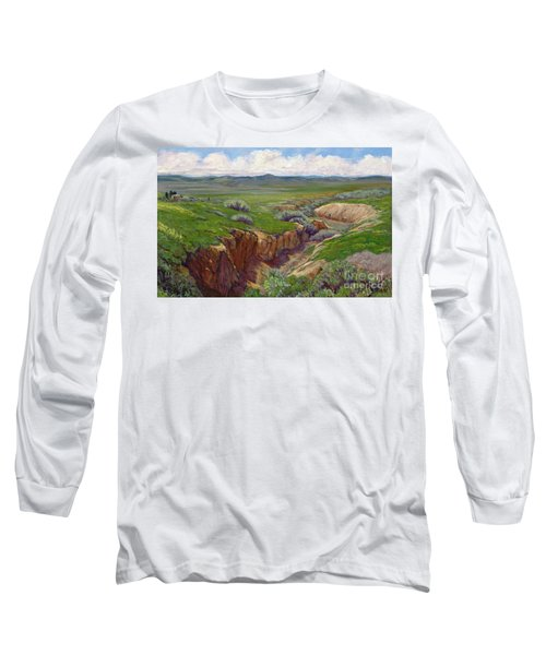 The Power Of Water Long Sleeve T-Shirt