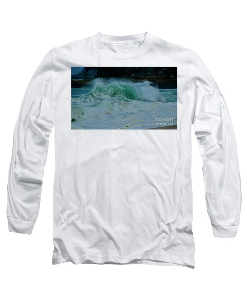 The Power Of Waves Long Sleeve T-Shirt
