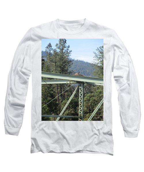 Long Sleeve T-Shirt featuring the photograph The Pretender by Marie Neder