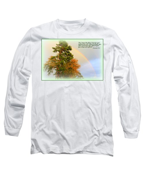 The Promises Of God Long Sleeve T-Shirt