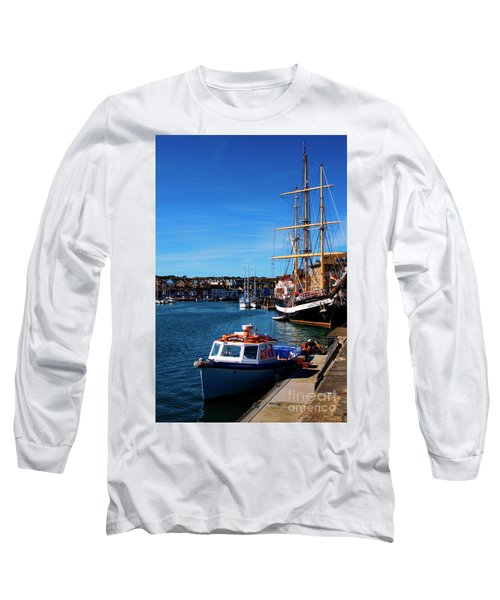 The Quayside  Long Sleeve T-Shirt