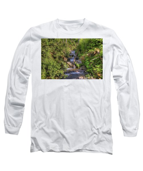 The Quinault Stream 2 Long Sleeve T-Shirt