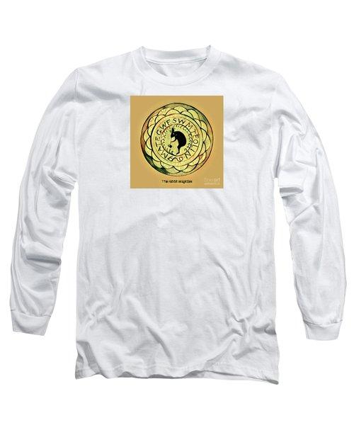 The Rabbit Magician Long Sleeve T-Shirt