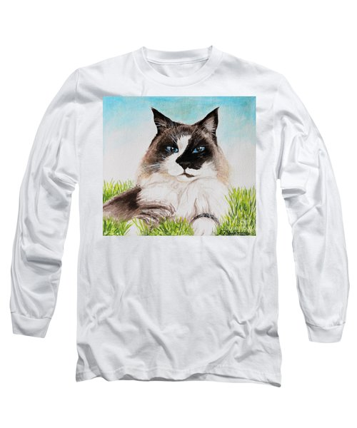 The Ragdoll Long Sleeve T-Shirt