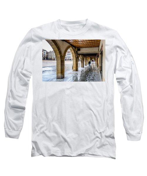 The Rain In Spain Long Sleeve T-Shirt