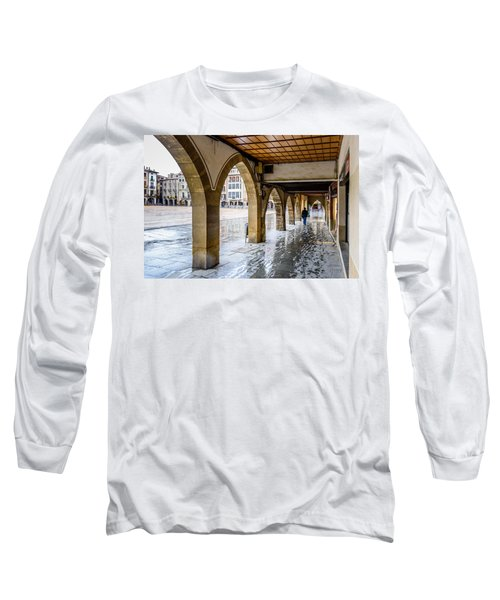 The Rain In Spain Long Sleeve T-Shirt