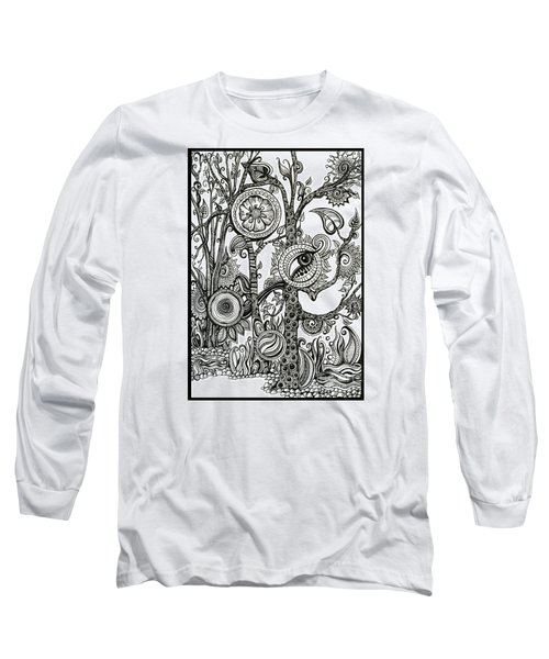 The Rainforest Long Sleeve T-Shirt
