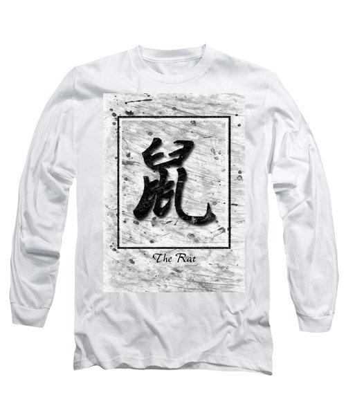 The Rat Long Sleeve T-Shirt