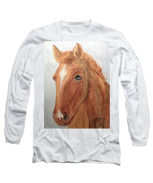 The Red Pony Long Sleeve T-Shirt