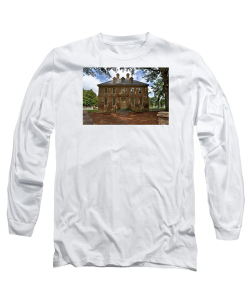 The Restored Brafferton Long Sleeve T-Shirt by Jerry Gammon