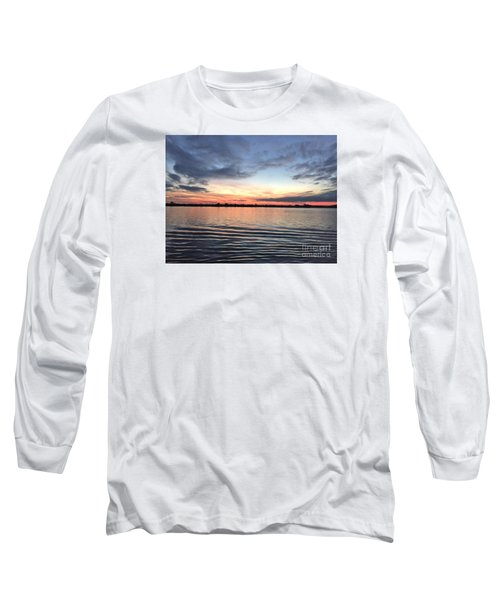 The Ripple Effect Long Sleeve T-Shirt