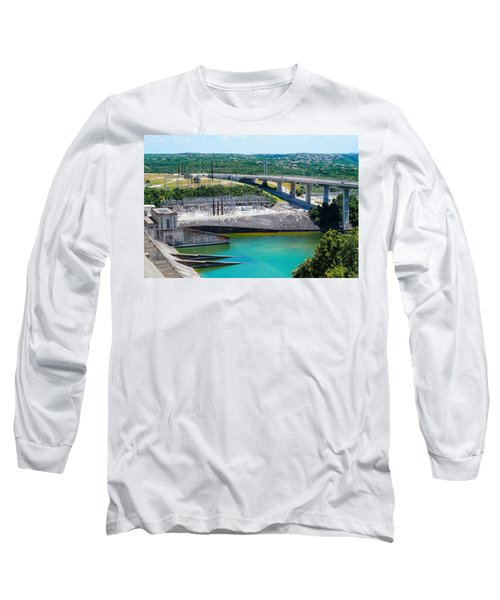 The River Flows Long Sleeve T-Shirt