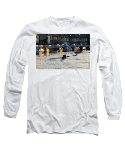 The Riverside Long Sleeve T-Shirt