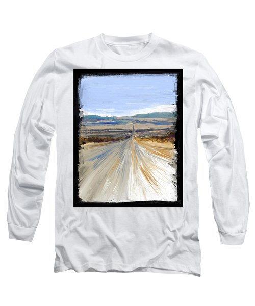 The Road Trip Long Sleeve T-Shirt