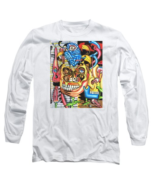 The Roots Of Human Evolution Long Sleeve T-Shirt