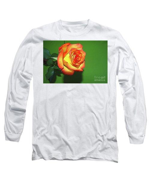 The Rose 4 Long Sleeve T-Shirt