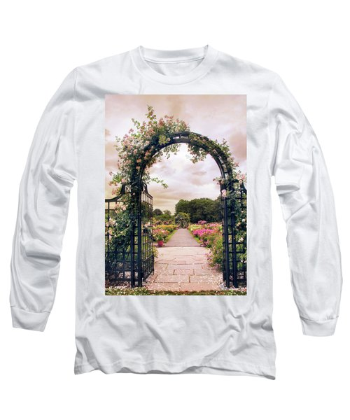 The Rose Allee Long Sleeve T-Shirt