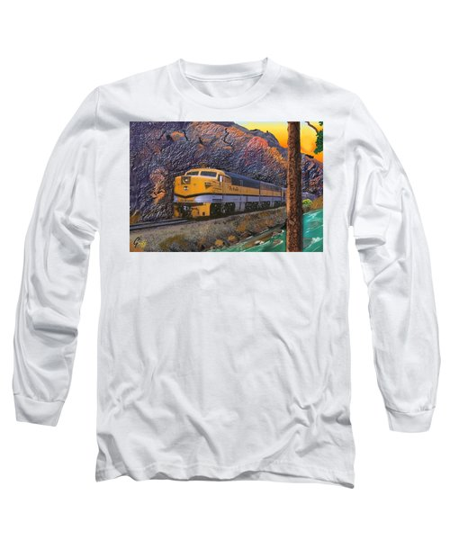The Royal Gorge Long Sleeve T-Shirt by J Griff Griffin