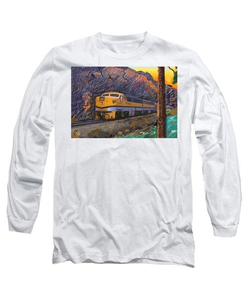The Royal Gorge Long Sleeve T-Shirt