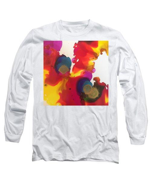 The Scream Long Sleeve T-Shirt by Tara Moorman