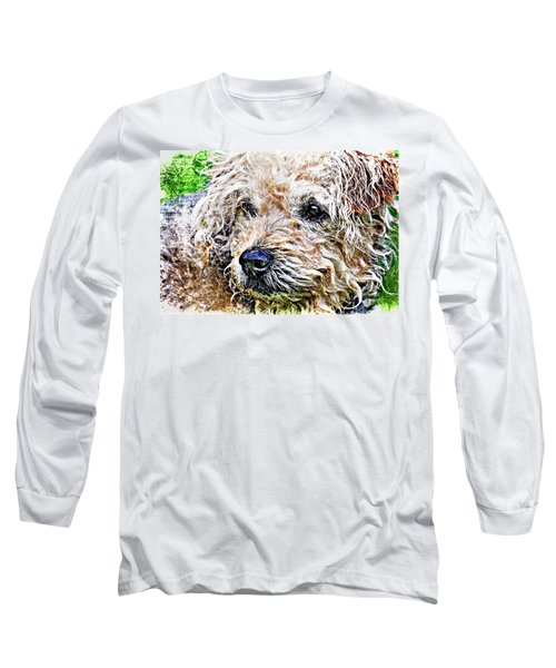 The Scruffiest Dog In The World Long Sleeve T-Shirt