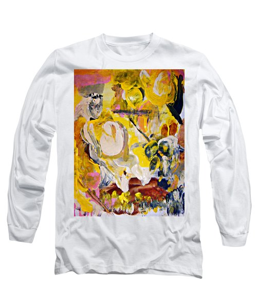 The Seven Deadly Sins - Sloth Long Sleeve T-Shirt
