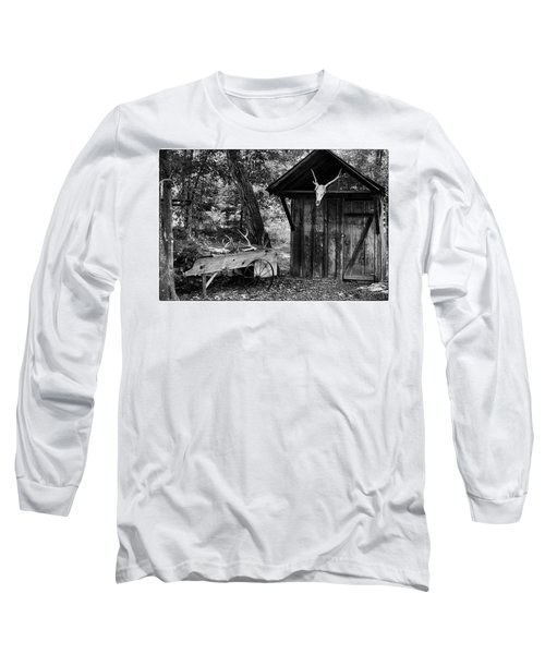 The Shack Long Sleeve T-Shirt by Wade Courtney