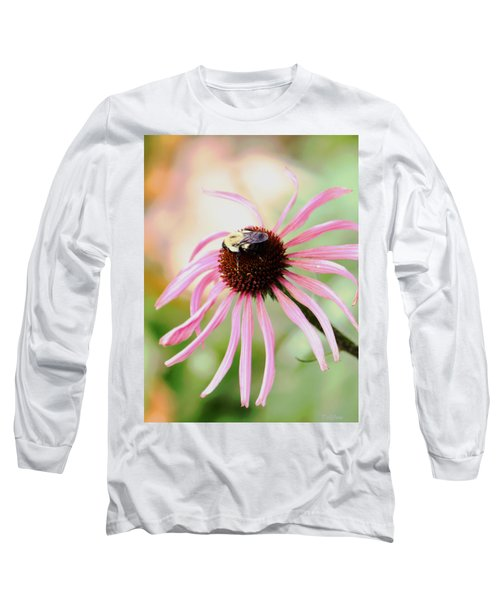 Long Sleeve T-Shirt featuring the photograph The Sharing Game by Deborah  Crew-Johnson