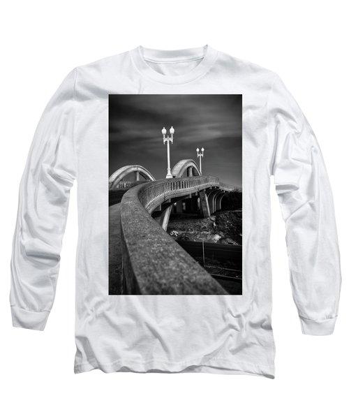 The Sierra Vista Bridge Of Roseville Long Sleeve T-Shirt