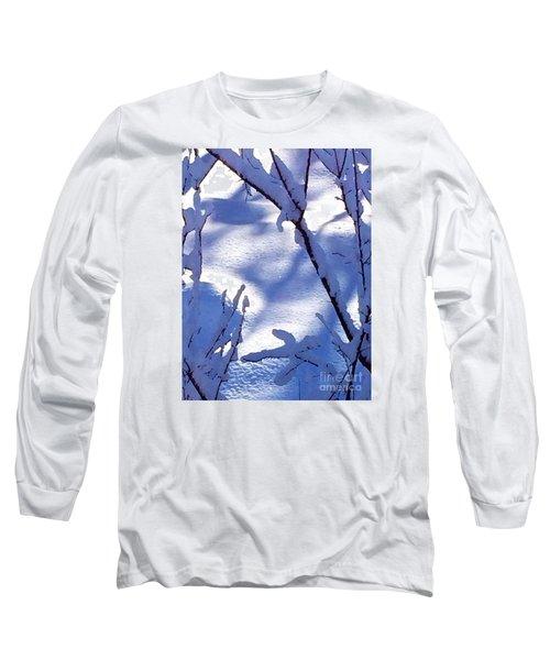 The Single Diamond Long Sleeve T-Shirt