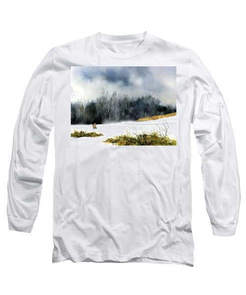 The Sly Fox Long Sleeve T-Shirt