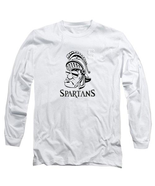 The Spartans Long Sleeve T-Shirt by Vika Chan