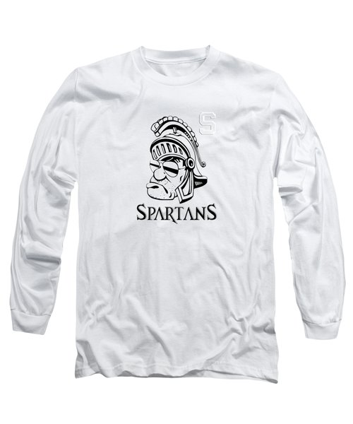The Spartans Long Sleeve T-Shirt
