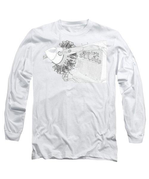 The Spirit Long Sleeve T-Shirt