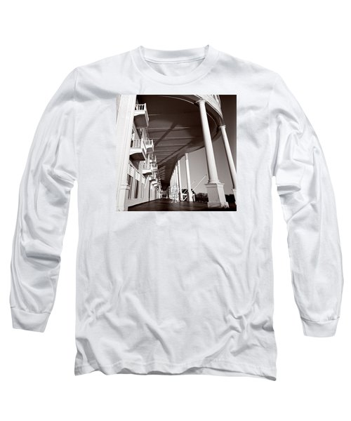 The Spirit Of Mackinac Long Sleeve T-Shirt