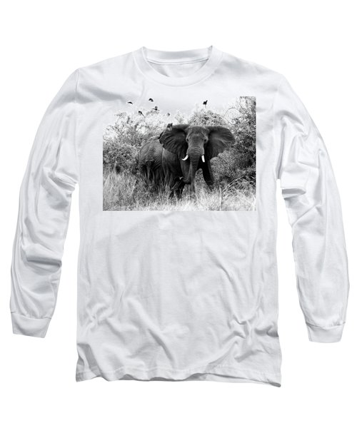 The Standoff Long Sleeve T-Shirt