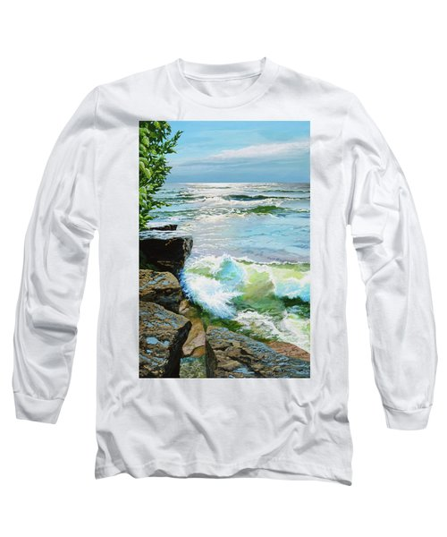 The Storm Is Gone Long Sleeve T-Shirt