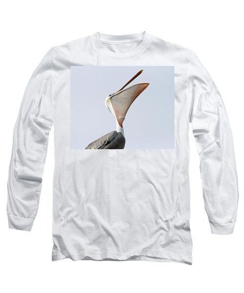The Stretch  Long Sleeve T-Shirt by Shoal Hollingsworth